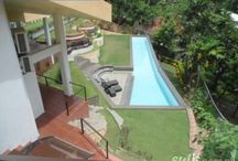 house for rent in banilad with pool