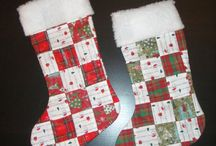 Christmas - Sewing/Quilting / by Gwen Gooda
