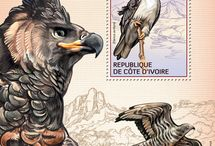 New stamps issue released by STAMPERIJA | No. 356 / IVORY COAST 10 03 2014 Code: IC14101a-IC14112b