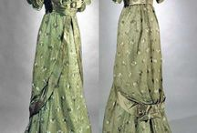 Historical clothing / Historical clothing from museums, catalogues and other sources