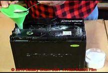 akkumulátor ujramkondicionálása