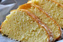 BUNDT CAKE  / BABKI ... / baking cakes  / by Mariola Rogowska