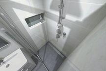 3D plan bathroom 2