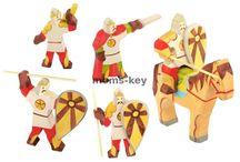 деревянные игрушки мамин ключик