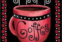 Canto do café