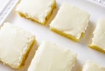 """Sheet Cakes--baked in 18x13"""" commercial pan"""