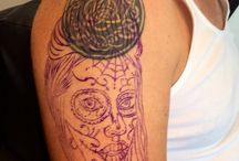 Day of the dead coverup / Coverup