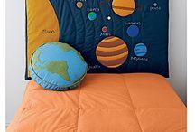 planets kids room