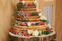 Naked Cakes  for any Occasion / Alternative to traditional Wedding  Cakes.. Perfect for  Weddings ...Engagements... Hand Fasting... Commitment ... OR just because  you can,,,