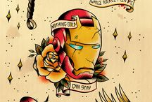 Tattoo marvel