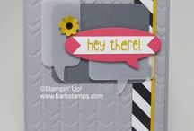 Current Projects / by Laurie Graham: Avon Rep/Stampin' Up! Demo