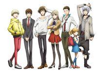 Anime - Hakata Tonkotsu Ramens