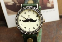 Vintage & Punk Style Handmade Watch