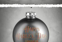 Happy Harley Days / Harley-Davidson Holiday Collectibles | Own The Holidays, Harley Style