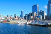 Seattle: Dreamers & Insomniacs / Top tourist destinations, restaurants & hotels in Seattle