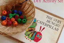 Literacy - Story - The very hungry caterpillar