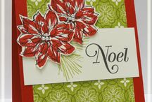 Handmade Cards- SU- Watercolor Winter / Stampin Up Watercolor Winter stamp set