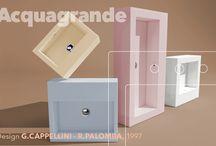 Ceramica Flaminia / Flaminia garantisce materiali  e produzione 100% made in Italy  di lavabi, vasi, bidet, vasche, sistemi doccia, rubinetterie, accessori e complementi dallo stile unico e inconfondibile.