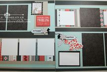 12 Photo Layouts / by Lissa Mitchell