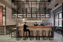 Inspiration for industrial bar