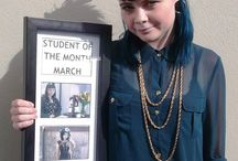 Student of the month / At Premier we are so very proud of our students... This is why we have started a student of the month system. Not only they get a photo on the wall for all to see, they also receive a certificate and a very valuable notification in the end of year testimonials which is vital when they enter the job market. To get student of the month you must have amazing attendance, a great attitude and your personal presentation must be fantastic!