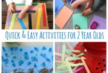 Activities / by Carolyn Sanspree
