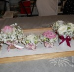 Wedding's Table / Ideas to decorate tables using flowers and cheap materials.
