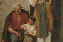 Eugene de Blaas, (1843-1932),