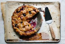 Pies || / It's all about pies - cherry pie, blueberry pie, key lime pie... all you can imagine - sweet and savory