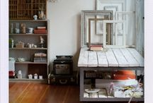 Craft spaces ♥ / by Nicole Bautz