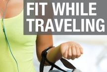 Travel Fitness / Fitness tips for on the road.