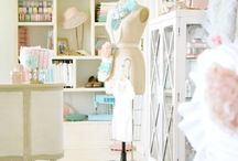 Home Decor - CRAFT ROOMS / ...where your imagination takes form. / by THE36THAVENUE.COM