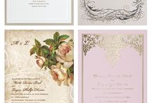 Beautiful Invitations / Beautiful Invitations for weddings & events