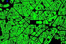Urbanismo/ciudades/cartografía