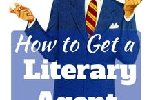 literary agent /publisher/s