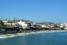 Beaches of Heraklion, Crete