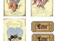 Vintage prints,tags,images. / by olivia hernandez