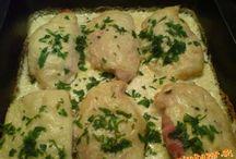 recepty - kuře