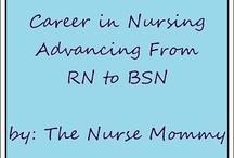 Nursing / by Holly French
