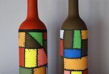 Só garrafas