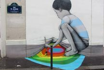 36 Seth The Globe Painter / #streetart #Seth