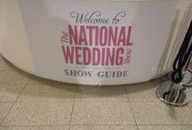 Scenografie / National Wedding Show 2013