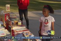 Young Girl Shares Her Love Of Books / LOCAL 9-YEAR-OLD SHARES HER LOVE OF BOOKS WITH NEEDY FAMILIES FOR THE HOLIDAYS