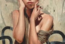 Beautifully Beautiful Art / Draw & Paint to Create / by Aaliyah O Kee Artist