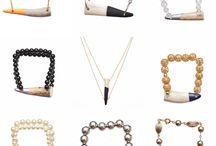 Antler tips Oh Deer! / Antler jewelry by Honey Rose & K