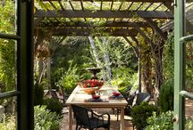Outdoor living/Gardening / by Suz Spina
