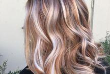 hit hair >