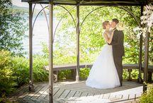 Mariages à l'Auberge Duchesnay - Weddings at Duchesnay / Duchesnay : site enchanteur, grande capacité d'accueil, fine cuisine et service de haute qualité.  Profitez de l'expérience de notre équipe et du soin minutieux qu'elle accorde à chaque détail pour faire de votre réception un moment magique…