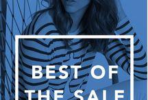 RESORT SALE   Up to 70% off / Resort Sale on now. Up to 70% off your favourite Aussie Cashmere label Banjo & Matilda. www.banjoandmatilda.comau