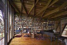 Music studio room